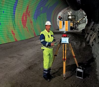 TMS Tunnelscan